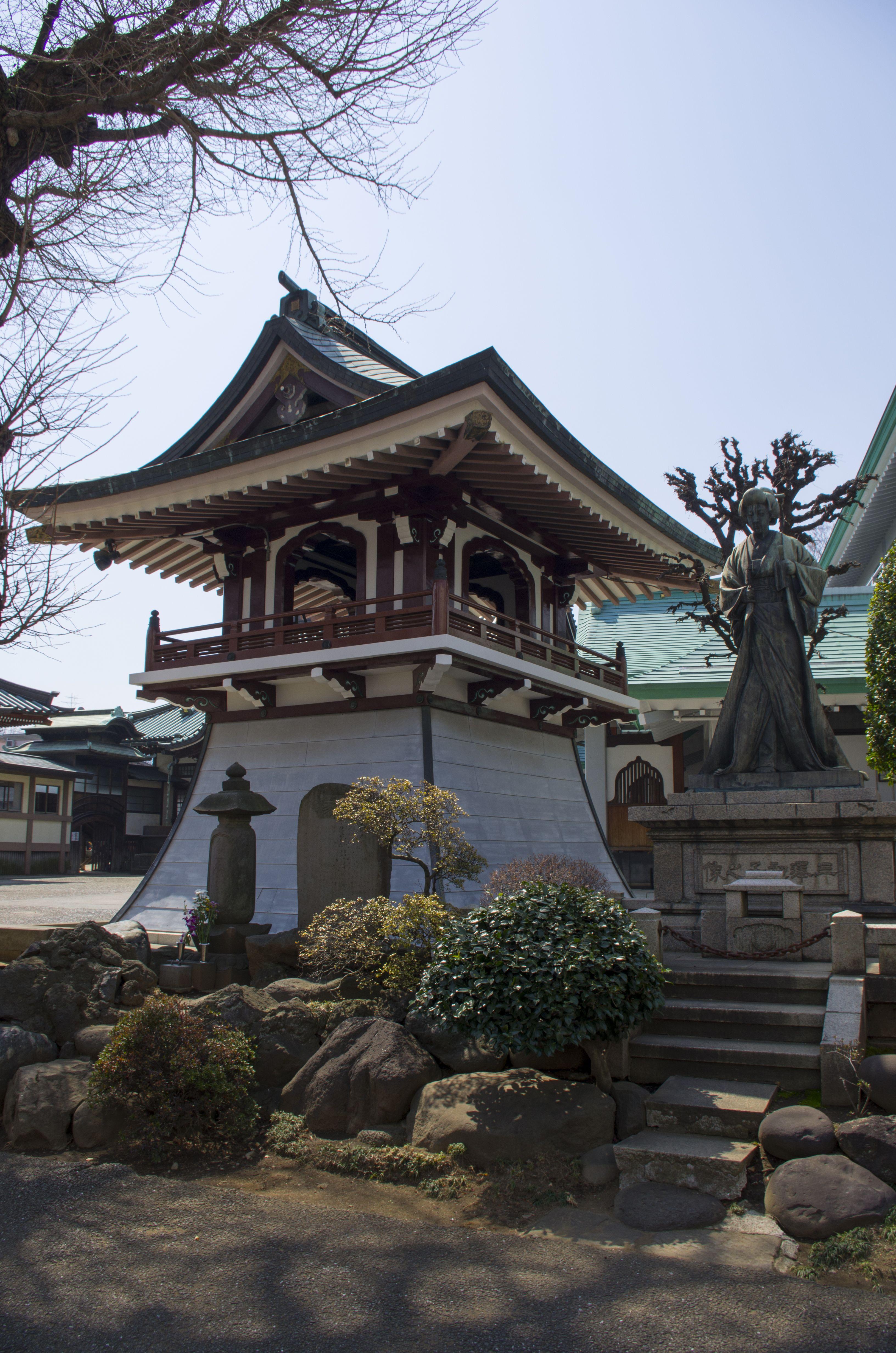 Some shrine close to Meguro station
