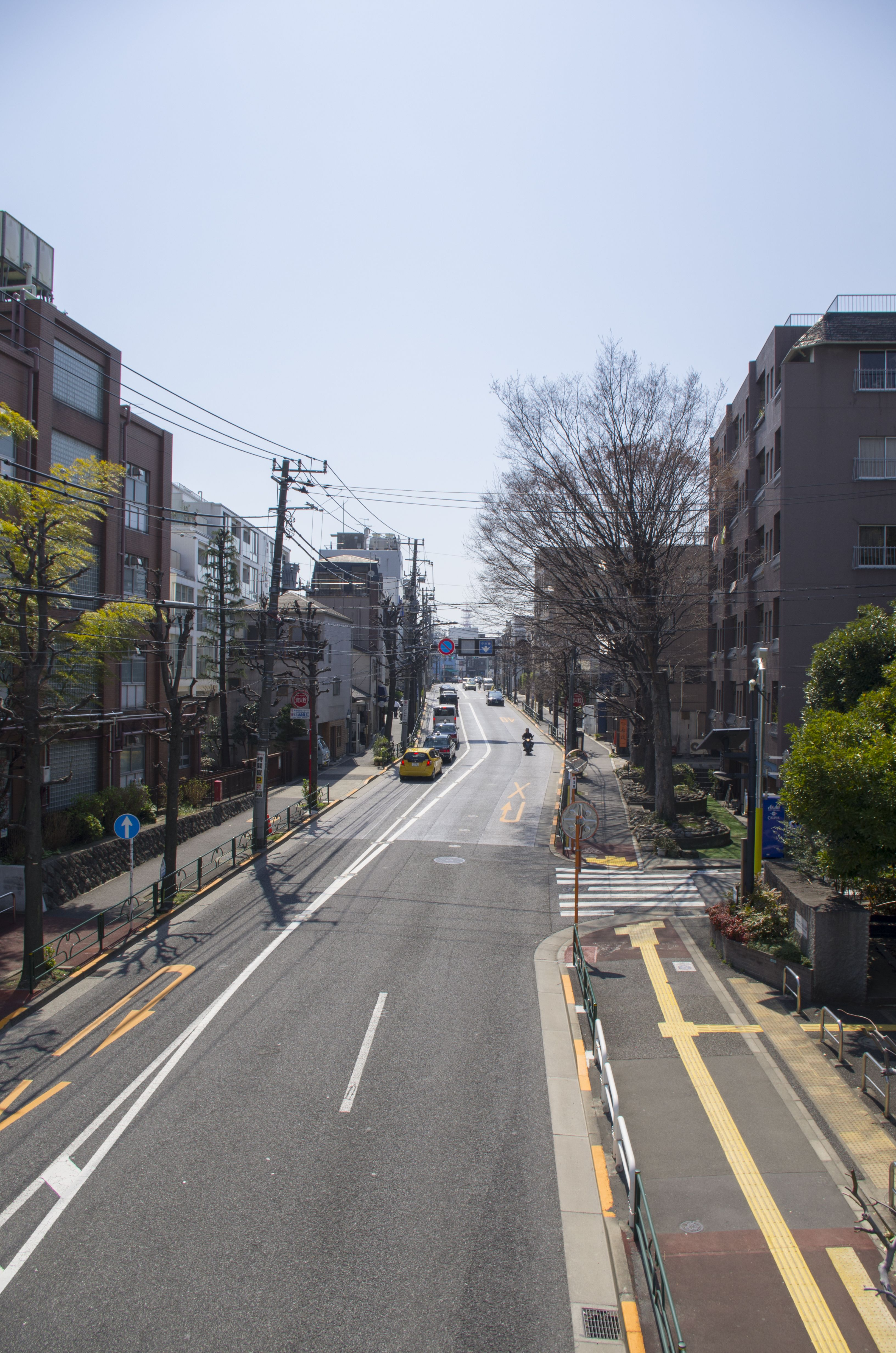 Just a street somewhere in Meguro